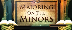 majoring on the minors copy